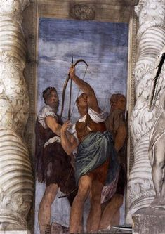 Three Archers - Veronese Paolo