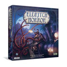 ya esta a la venta Eldrich Horror, visita nuestro blog http://boardgamescave.wordpress.com