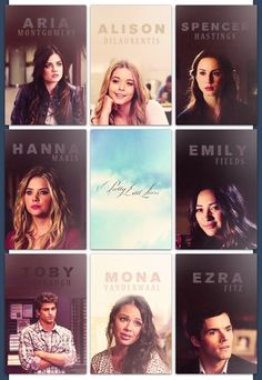 "Not 1D related...but am I the only one OBSESSED with ""Pretty Little Liars""?"