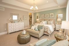 Accent Wall Ideas You'll Surely Wish to Try This at Home Bedroom, Living Room,.Accent Wall Ideas You'll Surely Wish to Try This at Home Bedroom, Living Room,.Home Wall Ideas Romantic Master Bedroom, Master Bedroom Design, Beautiful Bedrooms, Dream Bedroom, Home Decor Bedroom, Bedroom Ideas, Diy Bedroom, Bedroom Green, Romantic Bedroom Colors