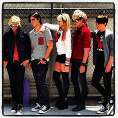 If you don't like R5 you obviously just can't handle awesome lol