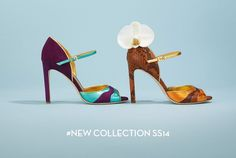Thomas Lieuvin shoes Spring 2014