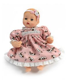 Take a look at this Moo-sical Huggable Huggums Doll by Madame Alexander on @zulily today!