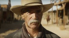 Rapper Lil Nas X and Western actor Sam Elliott have a cowboy dance battle to 'Old Town Road' in 'The Cool Ranch', a new Super Bowl commercial for Doritos. Actor Sam Elliott, Billy Ray Cyrus, The Big Lebowski, Billboard Hot 100, A Star Is Born, Doritos, Hit Songs, The Ranch, Mustache