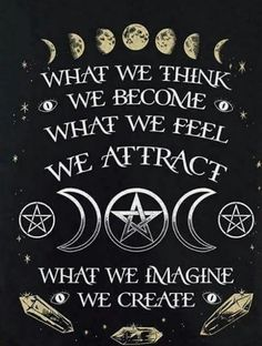 Wiccan Quotes, Wiccan Art, Wiccan Spell Book, Wiccan Decor, Wiccan Witch, Wiccan Spells, Witchcraft, Best Motivational Quotes, Positive Quotes