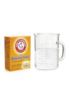 How to Launder With Baking Soda ~ An effective cleaner, deodorizer, and fabric softener, baking soda in a paste (mix 4 tablespoons baking soda and an equal amount of water), when applied to stains, can absorb odors and help break down grease. Presoak new clothes (1/4 cup baking soda to 1 gallon water) to eliminate factory residue.