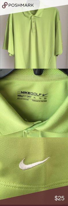 Nike Golf Mens Polo Shirt Like new condition Nike Shirts Polos