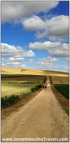 How I came to walk the Camino de Santiago in Spain.