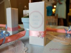 For a princess birthday party, wrap juice boxes in printable juice box wraps for an extra special touch.