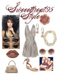 """""""Sweeettreat95 Style"""" by sweeettreat95 on Polyvore featuring 3.1 Phillip Lim, Ava & Aiden, Miss Selfridge, Lime Crime, Laura Lee Jewellery, Cathy Waterman, Linda Farrow and MANU Atelier"""