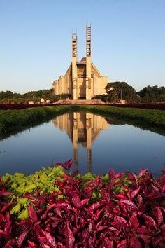 Santuario Nuestra Señora de Coromoto, en el municipio Guanare- estado Portuguesa