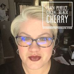 To layer with LipSense lipcolors by SeneGence means to create your own custom lipsense combinations. YOU get to pick the colors and shades to layer for the perfect diy color. So MIX IT UP!! Unlimited number of mixes can be created! For THIS lipcolor layer: Cocoa, Peach Perfect & Black Cherry LipSense #lipsense #mixitup #lipsensemixology #senegence