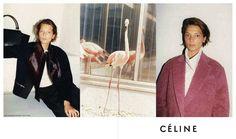 Celine Fall 2012 Campaign | The Philophiles