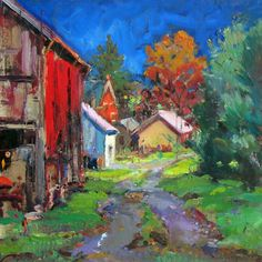 Robert Andriulli - Farm Lane