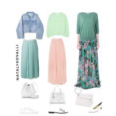 3 looks - Fashion look - URSTYLE