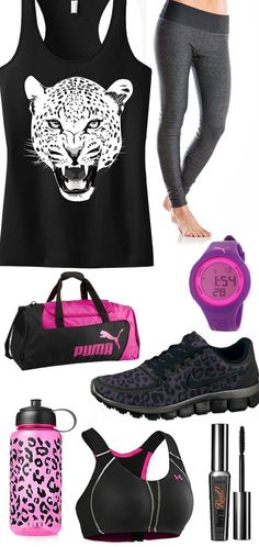 Hard working and dedicated Women deserve to look great all the time.Cool leopard #GymGear board featuring FIERCE LEOPARD #Workout Tank Top by #NobullWomanApparel $24.99. Click here to buy www.etsy.com∕...