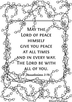Printable Bible Verses Bible Verses And Coloring Pages On