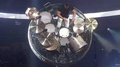 Newsboys - Jesus Freak (Duncan's Spinning Drums)