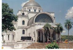 Basilica de la Virgen de Caacupe - Caacupe/PY