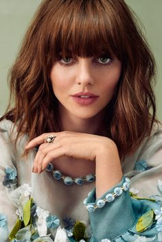 Ophelia Lovibond – The Untitled Magazine... - Daily Actress