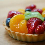 52 Trendy Ideas For Fruit Tart Glaze Recipe Desserts Easy Tart Recipes, Fruit Recipes, Dessert Recipes, Fruit Tartlets, Mini Fruit Tarts, Mini Tart, Fruit Tart Glaze, Panna Cotta, Sweets