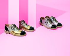 Chanel | derby shoes