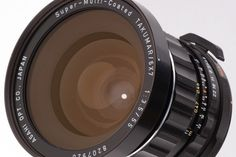 PENTAX SMC Takumar 6X7 55mm f3.5 Wide Angle Prime lens in EX Condition!