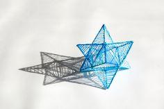 Marie Rouillon – Materials & Textiles | 3D Pen Tutorials