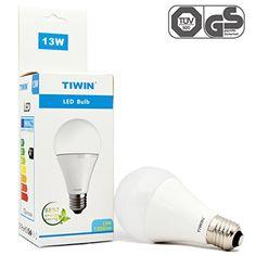 Sale Preis: NEUE Generation von CHIP Testsieger TIWIN® E27 LED Birne Lampe Strahler KALTWEISS 13W /A+ /ersetzt ca.100W /1200 ~ 1400 Lumen /5700K /220 Grad /SMD 2835. Gutscheine & Coole Geschenke für Frauen, Männer & Freunde. Kaufen auf http://coolegeschenkideen.de/neue-generation-von-chip-testsieger-tiwin-e27-led-birne-lampe-strahler-kaltweiss-13w-a-ersetzt-ca-100w-1200-1400-lumen-5700k-220-grad-smd-2835  #Geschenke #Weihnachtsgeschenke #Geschenkideen #Geburtstagsgeschenk