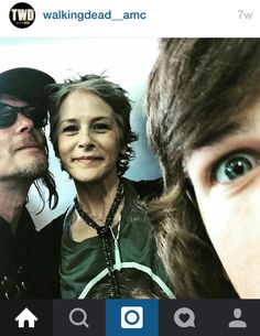 TWD on #Instagram yeah! They are back!