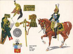 Les cavaliers de la Grande Armée :: Généraux de dragons
