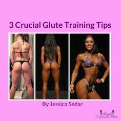 glute training tips for npc bikini competitors, how to win a bikini competition