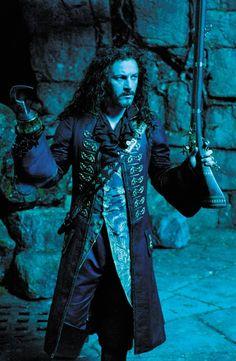 Jason Isaacs as Captain Hook Peter Pan Peter Pan 2003, Captian Hook, Captain Hook Peter Pan, Jason Isaacs, Smallville, Peter Pan Pictures, James Hook, Superman, Pan Photo