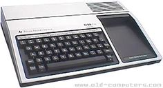 1) 1982: The Texas Instrument TI 99/4A was a very succesful computer. A large number ROM cartridges (36 KB each) were developped for this computer, as the popular Extended Basic. 16 bit processor running at 3.0 MHz. Released in 1981, went on sale in 1982. My first computer!