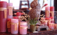 Website about Zen decorating.
