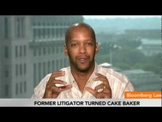 Oct. 17 (Bloomberg) -- Warren Brown, founder and owner of Washington D.C.'s CakeLove bakeries, talks about his transition from practicing law to starting a bakery.