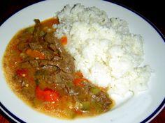 3_azu-po-tatarsku-retro-recepty Grains, Rice, Beef, Retro, Food, Meal, Essen, Hoods, Ox