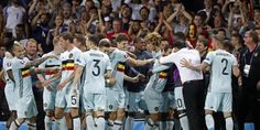 Many pundits thought Germany was unlucky not to make the Final, that they were the best team of the competition. But that's football.