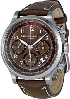 Baume & Mercier Capeland Sport Style Watch, 42mm