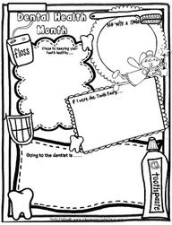 Dr beth kailes pediatric dentistry bethkailesdmd on for Dental health month coloring pages