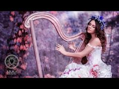 Relaxing Harp Music: Sleep Music, Meditation Music, Soothing Music, Nature Sounds ★80 - YouTube