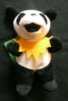 Grateful Dead Bean Bear China Cat by photosfromtheattic on Etsy, $15.00