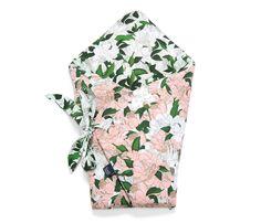 Lady Peony baba pólya Páratlan minőség! - Bubbaland.hu - Prémium babatextil webáruház Peony, Floral Tie, Lady, Peony Flower