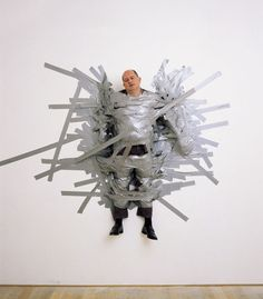 by maurizio cattelan