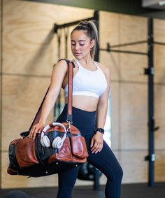 Todays the day! Gym Bags are now LIVE on the site for PRE-SALE!   Get yours now before we run out!