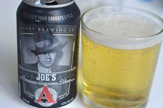 Beer Review: Avery Brewing Company's Joe's Premium American Pilsner | 5280