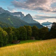 Garmisch-Partenkirchen Bavaria  Germany
