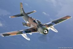 Skyraider. Came to the rescue several times in Viet Nam. 1970 - 1971. God bless those pilots.