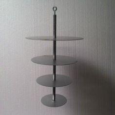 Hanging Chandelier Cake Set | Cakestackers