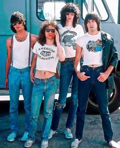 Ramones, Joey Ramone, Hey Ho Lets Go, Swamp Water, Gabba Gabba, Punk, Rock And Roll, High Fashion, Clothes